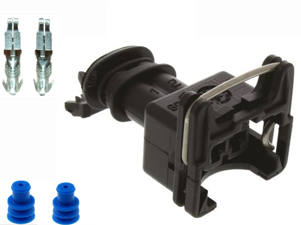 Connector Injector and sensors type Bosch