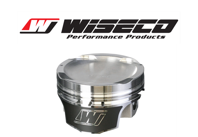 BMW E30 325 M20B25 pistons forged Wiseco Stroker 81mm